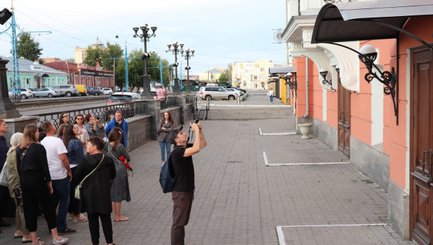 Экскурсии по Барнаулу