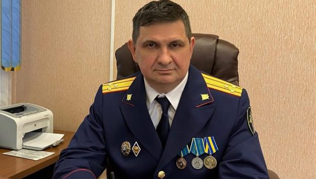 Игорь Колесниченко, первый замруководителя СУ СК по Алтайскому краю.