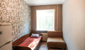 Самая маленькая комната, выставленная в Барнауле.