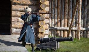 Белоярская крепость.