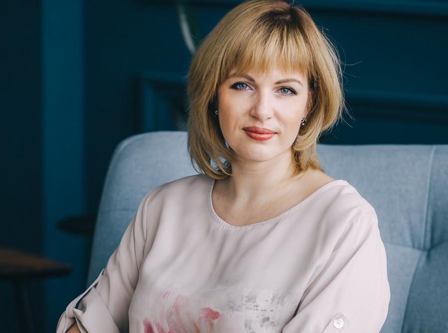 Марина Шляхова.