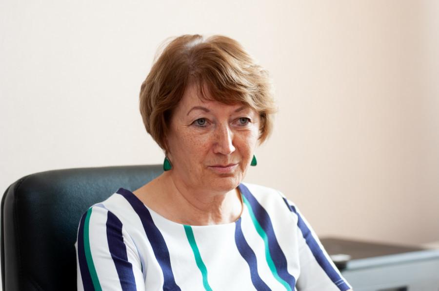 Зинаида Герасимович.