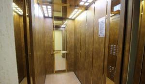 Квартира в доме с «золотым умным лифтом» в Барнауле.