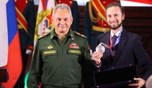 Сергей Шойгу и Сергей Каменский.