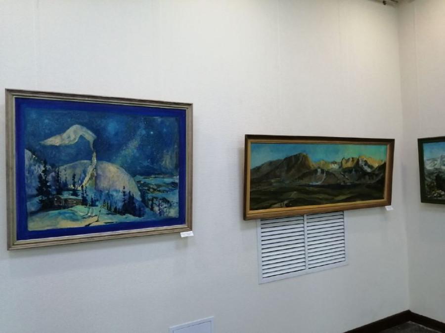 Работы художника Марата Форнеля