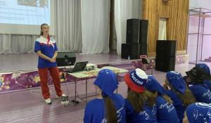 Образовательная смена «Международная летняя детская деревня «Алтай – 2021».