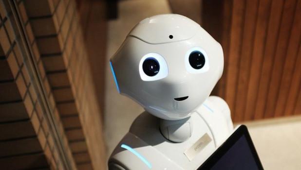 Робот. Новые технологии.