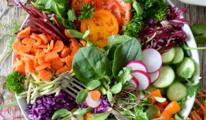 Овощи. Салат.