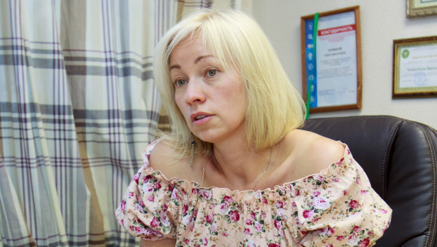 "Елена Красулина, директор турагентства ""Пятница""."