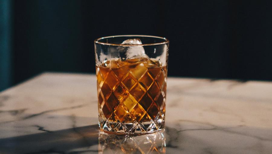 Виски. Алкоголь.