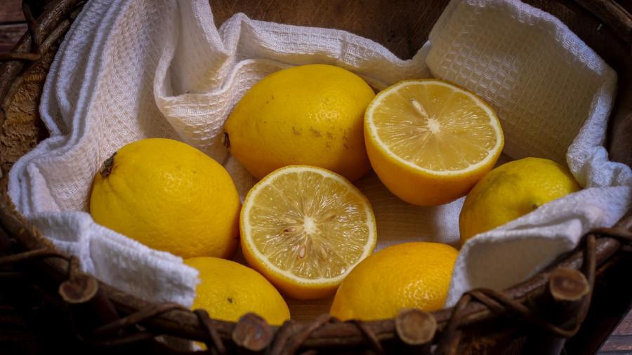 Лимон. Цитрусовые.