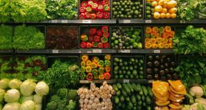 Овощи. Магазин.