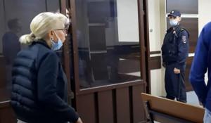 На оглашении приговора Сергею Демину.