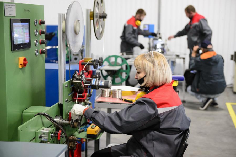 Барнаульский завод АТИ запустил новое современное производство.