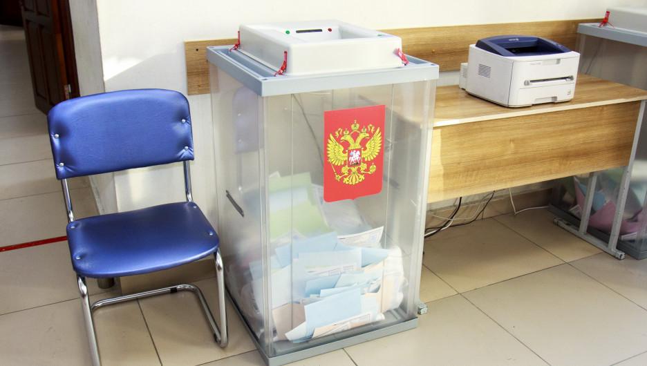 Предварительные итоги выборов в Алтайском крае. ЕР и КПРФ идут рядом
