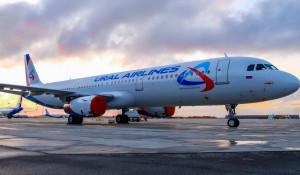 Airbus А321.