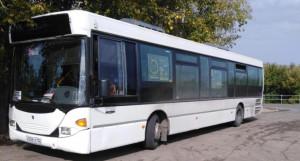 Автобусы обновляют в Барнауле.