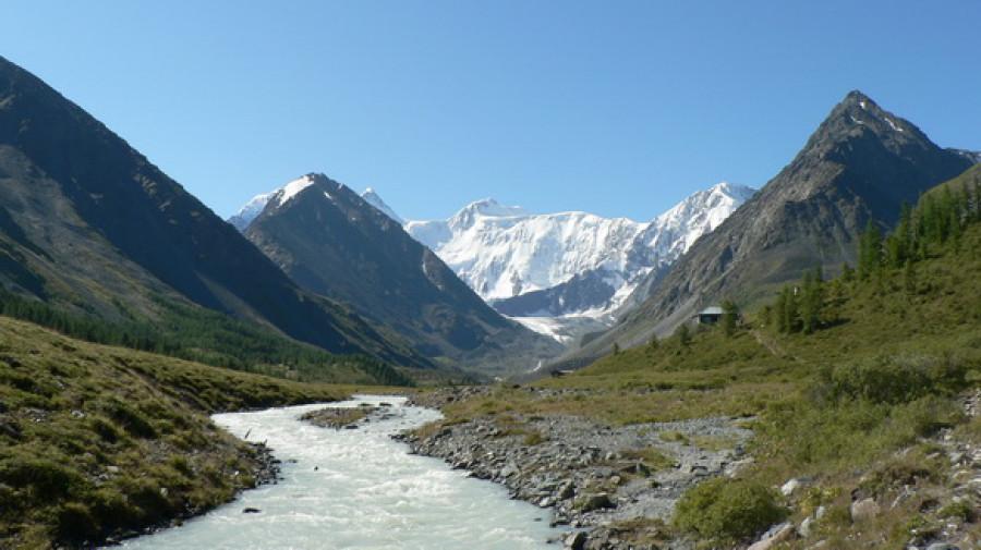 Гора Белуха.