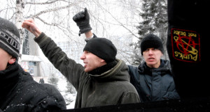 """12 декабря """"Другая Россия"""" смогла выразить своё мнение в защиту Конституции"""
