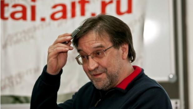 Юрий Шевчук дал пресс-конференцию перед концертом. 25 апреля 2012г.